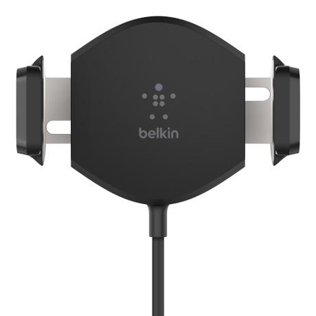 Support de voiture Belkin avec chargeur à induction intégré