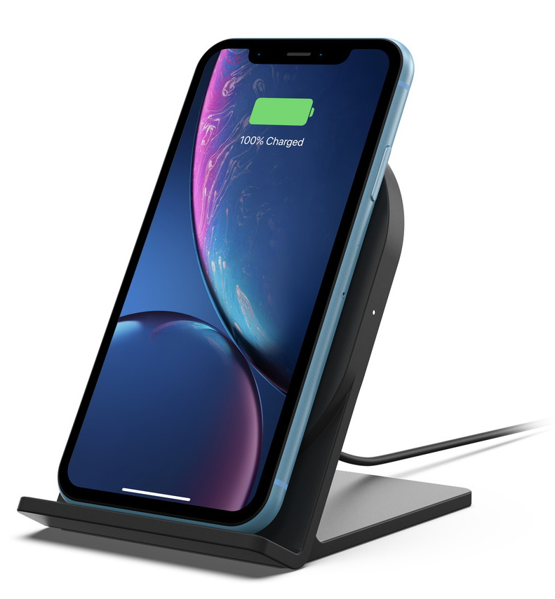 Chargeur à induction BOOST UP Belkin Stand (5 W) noir