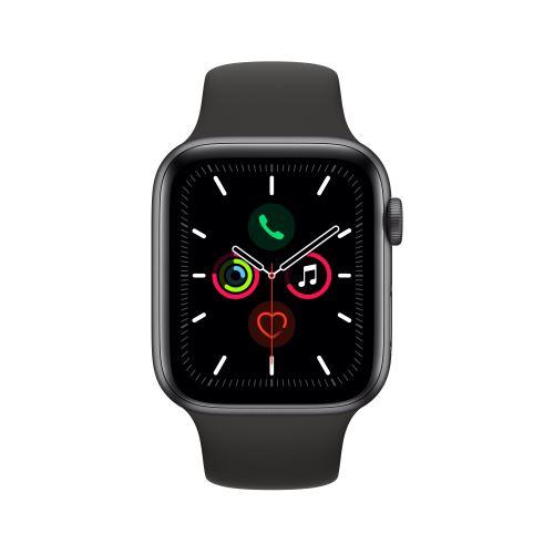 Apple Watch Series 5 4G boitier Alu 44mm gris 32Go