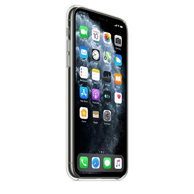 Coque transparente pour iPhone 11 Pro Max