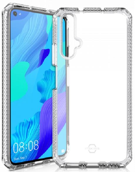 Coque renforcée Huawei Nova 5T Itskins transparente