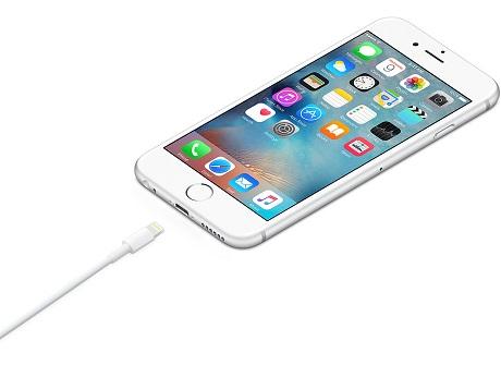 Câble Lightning vers USB (1 m) Apple blanc