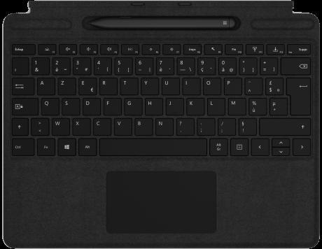 Etui clavier Surface Pro X Signature avec Slim Pen Bundle