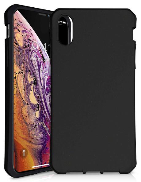 Coque renforcée Feronia Bio iPhone Xs noir