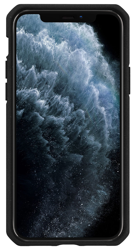 Coque renforcée Feronia Bio iPhone 11 noir