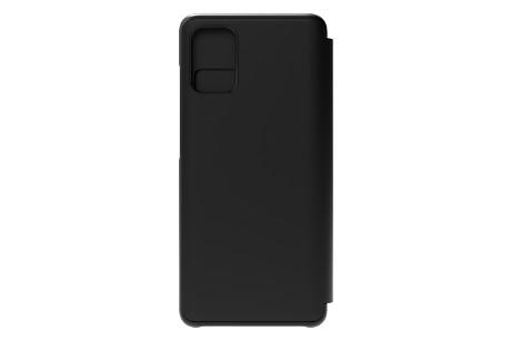 Etui folio Samsung Galaxy A71 noir