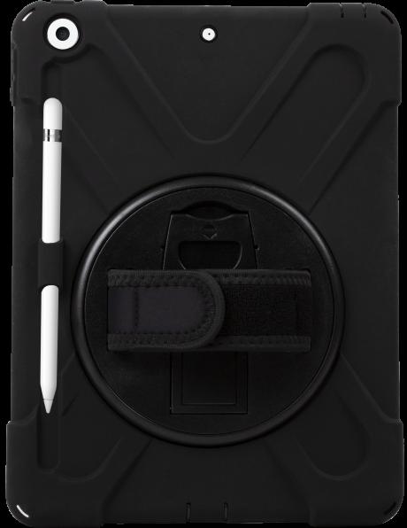 Coque renforcée pour iPad 10.2 noir
