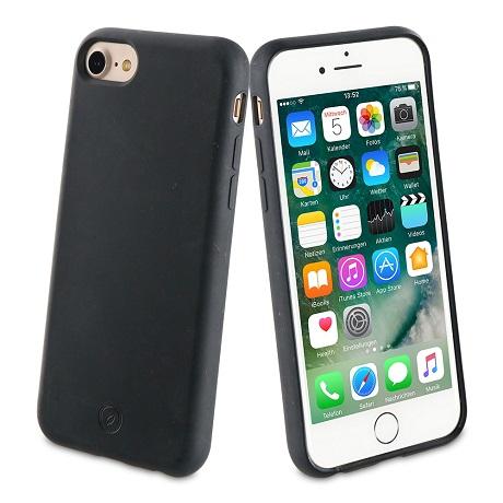 Coque Bambootek iPhone SE noir