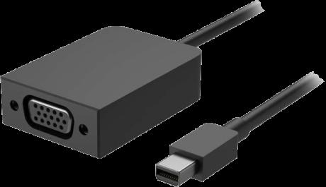 Adaptateur Microsoft Surface Mini Display VGA noir