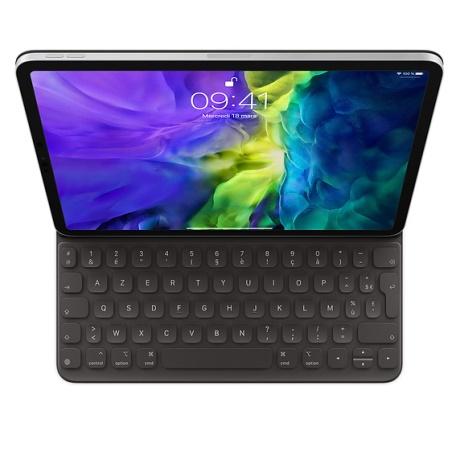 Smart Keyboard Folio iPad Pro 11 pouces (2e génération) noir