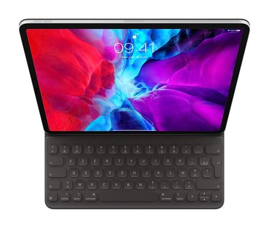 Smart Keyboard Folio iPad Pro 12 pouces (4e génération) noir