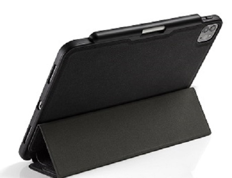 Etui Muse QDOS iPad Pro 11 pouces (2e generation) noir