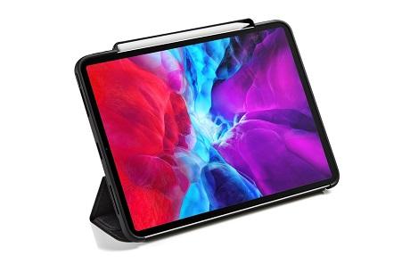 Etui Muse QDOS iPad Pro 12 pouces (4e generation) noir
