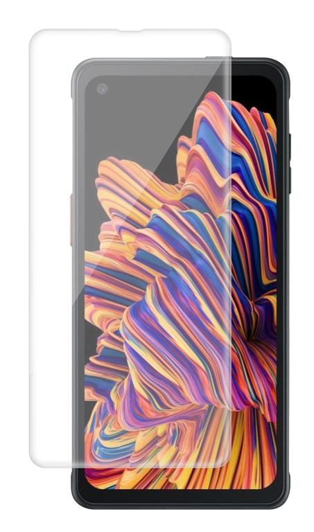 Film en verre trempé Galaxy X-Cover Pro transparente