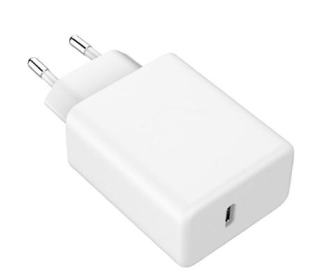Tête de charge USB-C 18W blanc