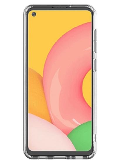 Coque Samsung Galaxy A21s transparente