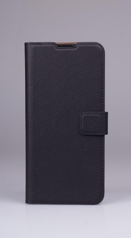 Etui folio Xqisit Galaxy A21s noir