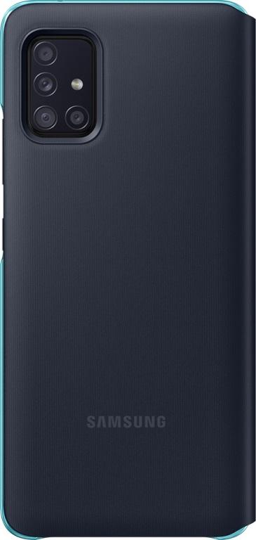 Etui S-View Galaxy A51 5G noir