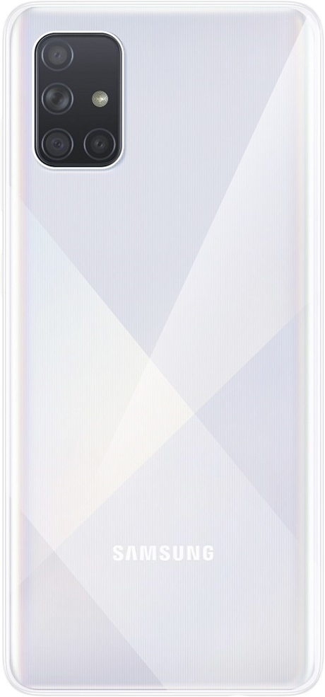Coque souple Galaxy A51 5G transparente