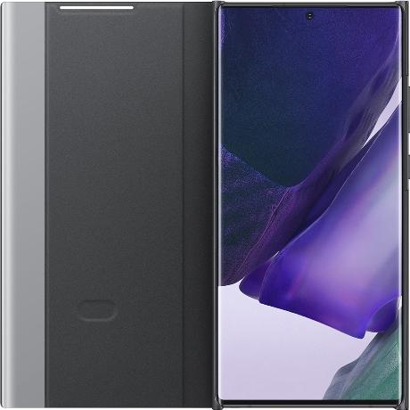 Clear View Galaxy Note20 Ultra 5G noir