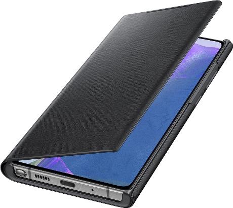 Etui Led View Galaxy Note20 5G noir