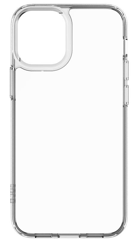 Coque Hybrid QDOS iPhone 12 transparente