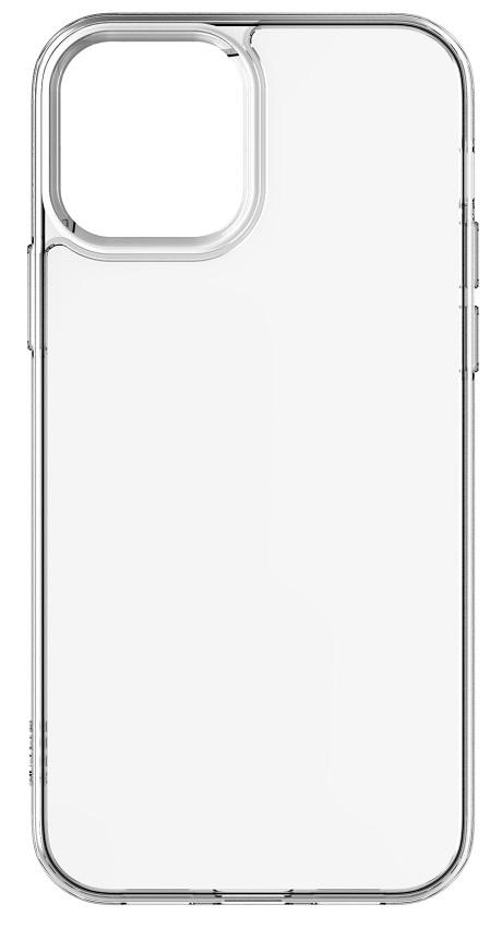 Coque Hybrid Qdos iPhone 12 Max transparente