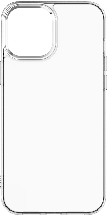 Coque Hybrid QDOS iPhone 12 Pro Max transparente