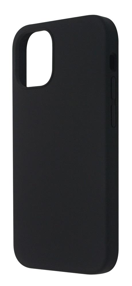 Coque Touch Silicone Qdos iPhone 12 noir