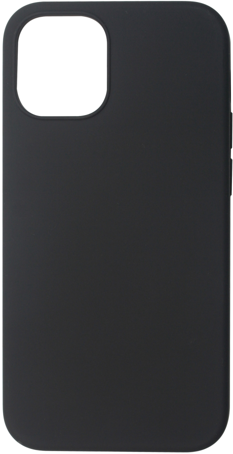Coque Touch silicone QDOS iPhone 12 Pro Max noir