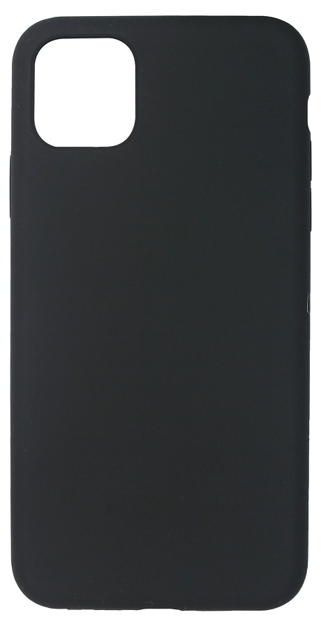 Coque Touch Silicone Qdos iPhone 11 noir
