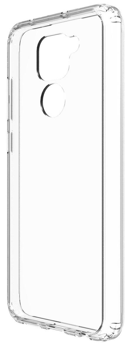Coque Hybrid QDOS Xiaomi Redmi Note 9 transparente