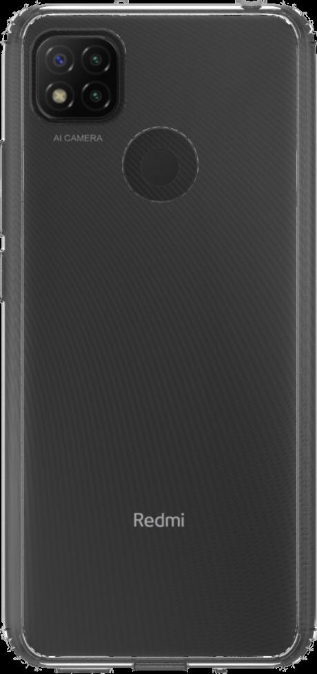 Coque Hybrid QDOS Xiaomi Redmi 9C NFC noir