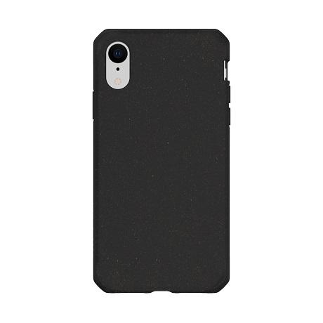 Coque renforcée FERONIABIO  Terra iPhone XR noir