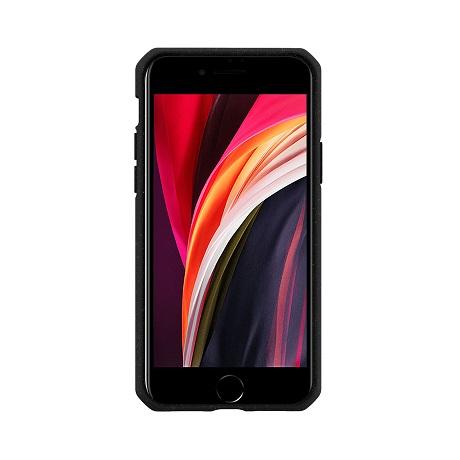 Coque renforcée FERONIABIO iPhone SE noir