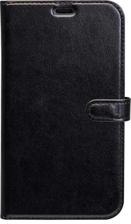 Etui folio Wallet iPhone XR noir