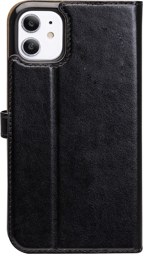 Etui folio Wallet iPhone 11 noir