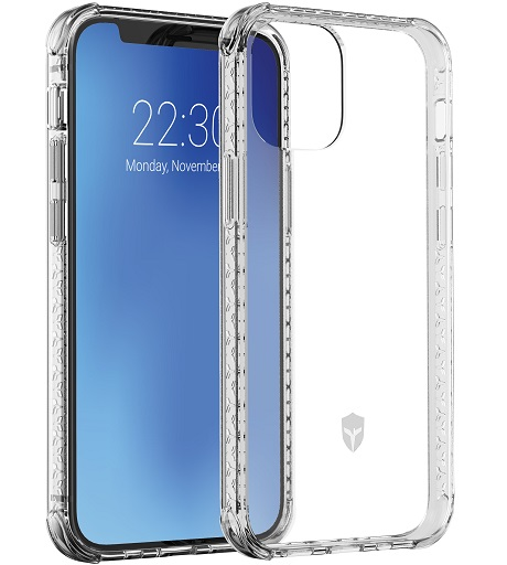 Coque Force Case iPhone 12 transparente