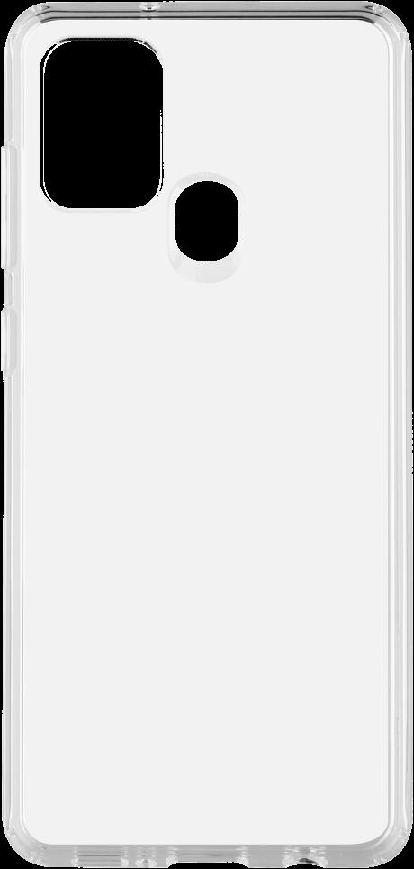 Coque Made in France Samsung Galaxy A 21S transparente