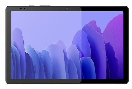 Film en verre trempé Samsung Galaxy Tab A7 noir