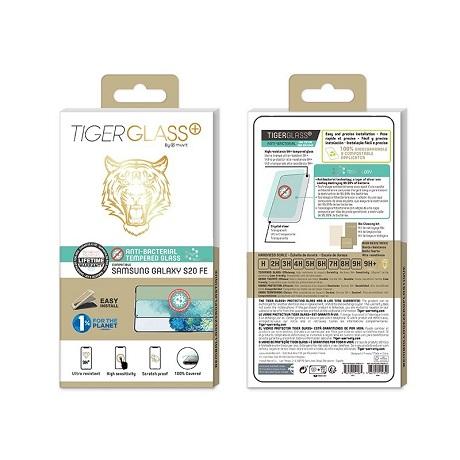 Film Tiger Glass+ Samsung S20 FE transparente