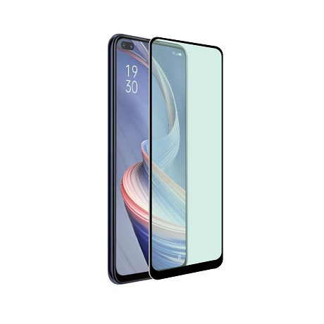 Film Tiger Glass+ Oppo Reno4 Z transparente