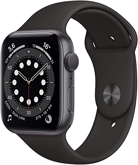 Apple Watch Series 6 4G Alu 44mm gris sidéral 32Go