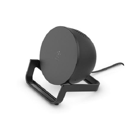 Chargeur induction stand et enceinte bluetooth Belkin noir