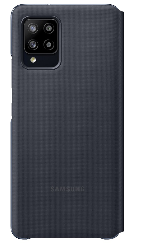 Etui Led View Galaxy A42S 5G noir