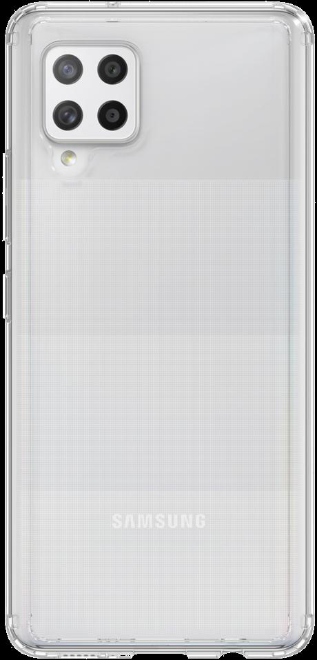 Coque Hybrid QDOS Samsung Galaxy A42 5G transparente