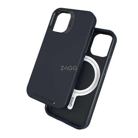Coque Gear4 D30 Rio Snap pour iPhone 12 mini noir