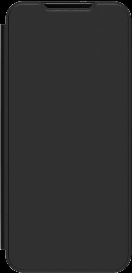 Etui folio Samsung Galaxy A12 noir