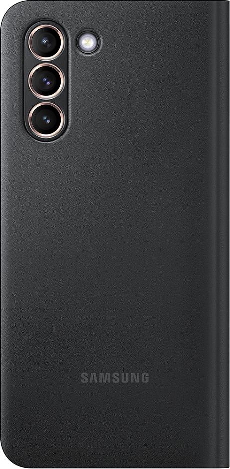 Etui Led View Galaxy S21 5G noir