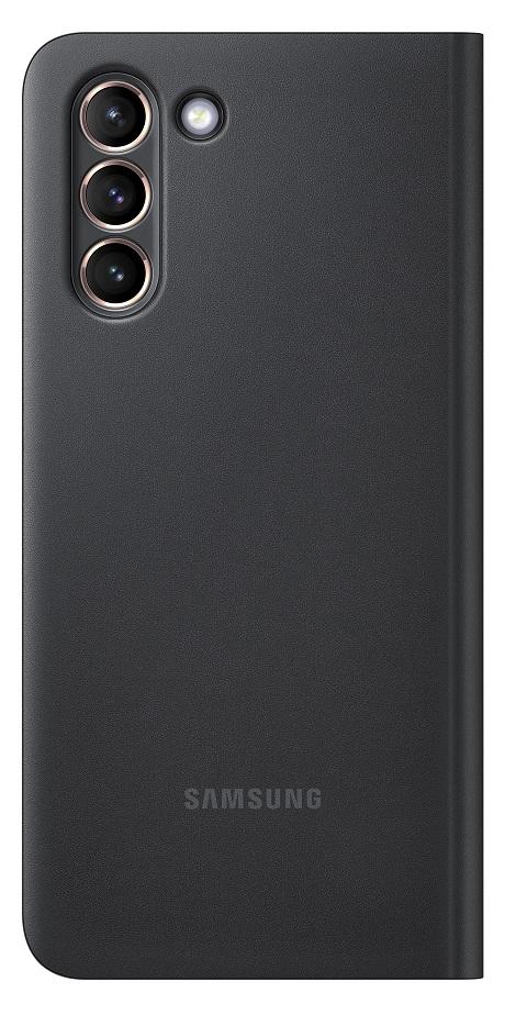 Clear View Galaxy S21 5G noir